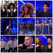 Hollands got talent friends Crw