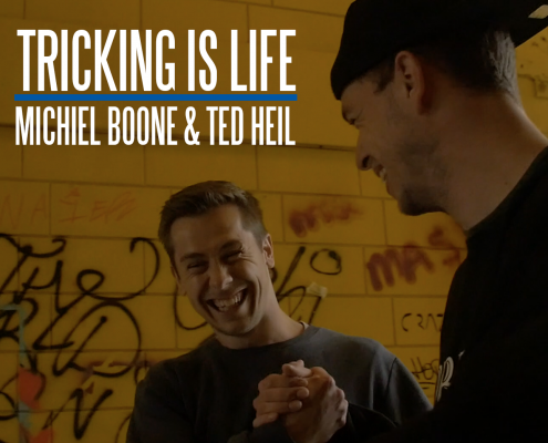 Tricking Ted Heil Michiel Boone